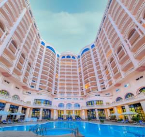 The swimming pool at or near Tolip Hotel Alexandria