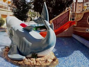 Het zwembad bij of vlak bij Hotel Bon Repòs