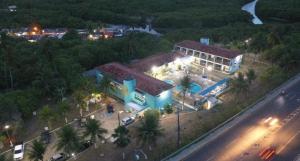 A bird's-eye view of Hotel de Trânsito da PM-PE