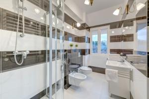 Łazienka w obiekcie 3 City Apartments - Fryderyk