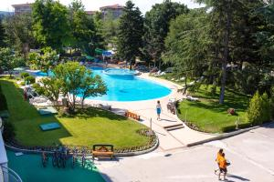 A view of the pool at Hotel Koral - Free Parking or nearby