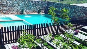 Vista de la piscina de El Mirador De Ruidera o alrededores