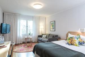 Letto o letti in una camera di Landvetter Airport Hotel, Best Western Premier Collection