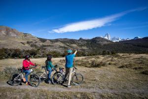 Ciclismo en Patagonia Hostel o alrededores