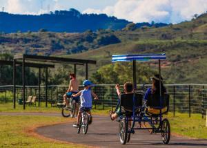 Biking at or in the surroundings of Hotel Monreale Resort