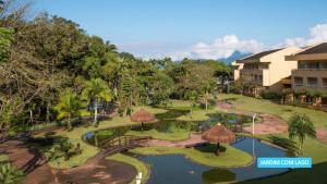 Uma vista da piscina em Vila Galé Eco Resort Angra - All Inclusive ou nos arredores