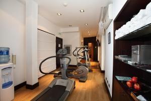 Fitnesscenter och/eller fitnessfaciliteter på Starhotels Ritz