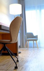 Гостиная зона в Hotel am Kloster