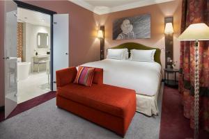 Un ou plusieurs lits dans un hébergement de l'établissement Sofitel Legend The Grand Amsterdam