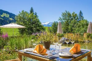 A restaurant or other place to eat at ERMITAGE Wellness- & Spa-Hotel