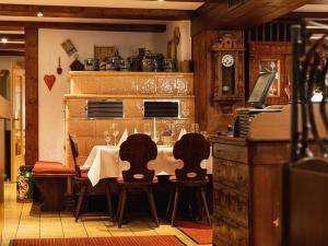 Lounge oder Bar in der Unterkunft Gasthof Belchenblick