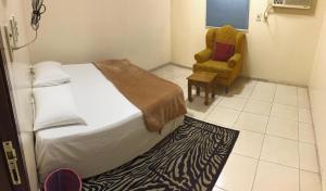 Cama ou camas em um quarto em Q Economy Rooms