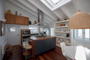 A cozinha ou kitchenette de Aldeia da Pedralva - Slow Village