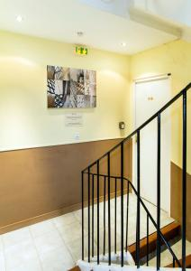 The lobby or reception area at Florella Achard Apartment