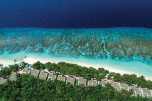 A bird's-eye view of OBLU NATURE Helengeli-All-Inclusive with free Transfers