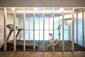 豐原中科后豐會館健身房和/或健身器材