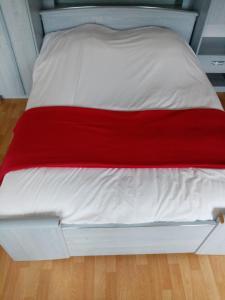 Un ou plusieurs lits dans un hébergement de l'établissement Maison MooMoons