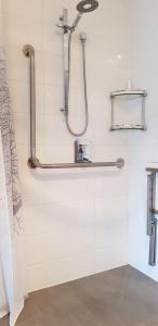 A bathroom at Sumner Re Treat