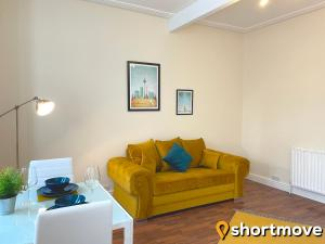 A seating area at SHORTMOVE -Large Self Contained Apartment, Wifi, Smart TV