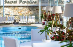 Πισίνα στο ή κοντά στο Secret Paradise Hotel & Spa