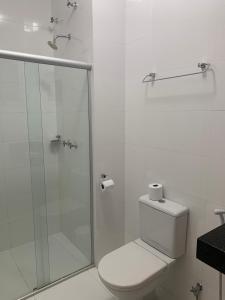 Um banheiro em Splendore Hotel