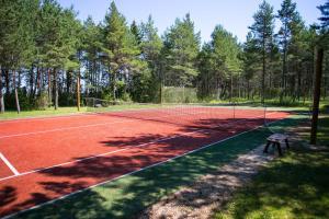 Tennis ja/või seinatennis majutusasutuses Ungru Holiday Houses või selle läheduses