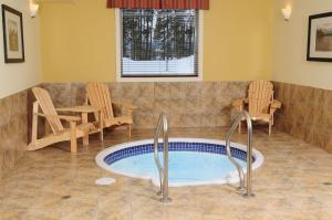 The swimming pool at or near Trend Mountain Hotel & Conference Centre