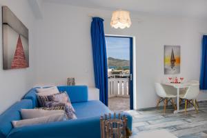 Area soggiorno di Seagull Hotel and Apartments