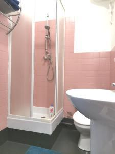 A bathroom at MySofa'da studio hypercentre ALL INCLUSIVE