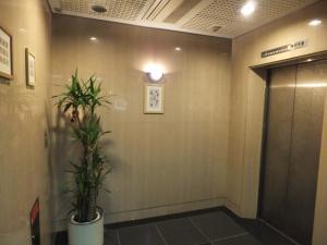 A bathroom at Hotel Alpha Inn Akita