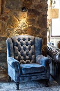 A seating area at Club Wyndham Dinner Plain Mt Hotham