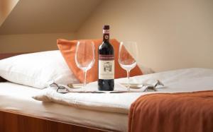 Napoje w obiekcie Hotel Ostoja