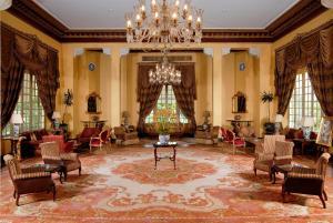 Lobby/Rezeption in der Unterkunft Sofitel Winter Palace Luxor