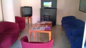 Area soggiorno di Hotel Montmeló