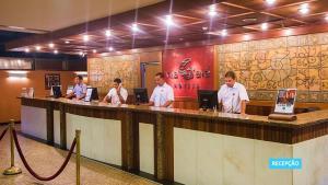 Staff members at Vila Galé Eco Resort do Cabo - All Inclusive