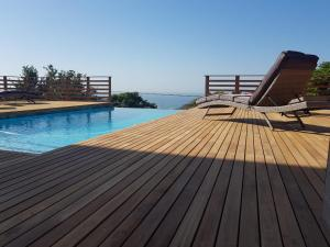 The swimming pool at or close to Endless Horizons Boutique Hotel