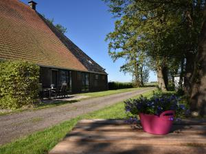 A garden outside Boutique Holiday Home in Workum with Garden