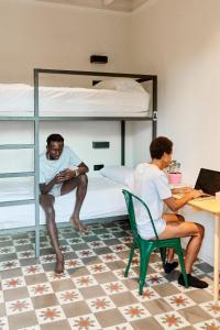 Guests staying at The Boc Palma Hostel - Albergue Juvenil