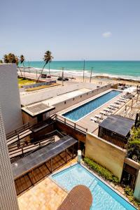 A view of the pool at Yak Beach Hotel Natal or nearby