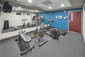 Фитнес-центр и/или тренажеры в City Express Los Mochis