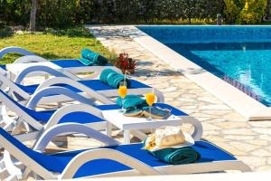 The swimming pool at or close to Vila Summer-Exceptional privacy-perfect location