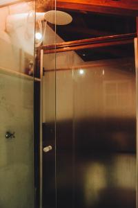 Um banheiro em Casa de Hospedagem Paraty
