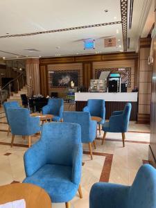 O lounge ou bar de Mirage Al Salam Hotel