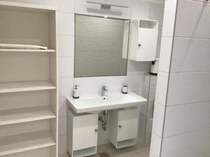 Kupaonica u objektu Apartments Tomato