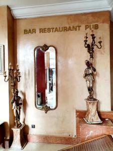 Un baño de Hôtel Rembrandt
