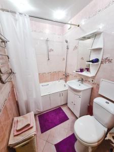 Ванная комната в Апартаменты на прудах