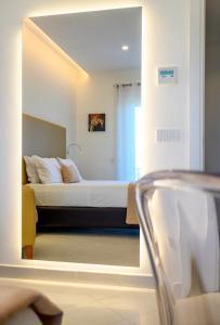 Letto o letti in una camera di Angiolina Apartments
