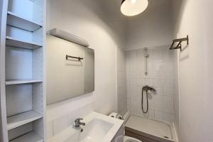 A bathroom at A Stone's Throw from the Sea