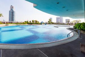 The swimming pool at or near Beside the river