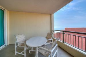 A balcony or terrace at Mar Vista Grande by Palmetto Vacation Rentals